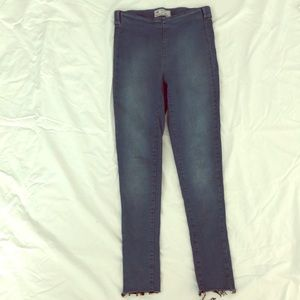 Free people jeans ankle skinny